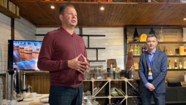 Клуб ПЕРЕГОН выступил на форуме производителей крафтовых напитков